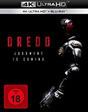 Dredd  (4K Ultra HD) (+ Blu-ray 2D)