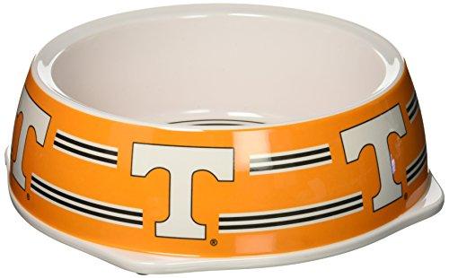 - Sporty K9 Collegiate Tennessee Volunteers Pet Bowl, Large