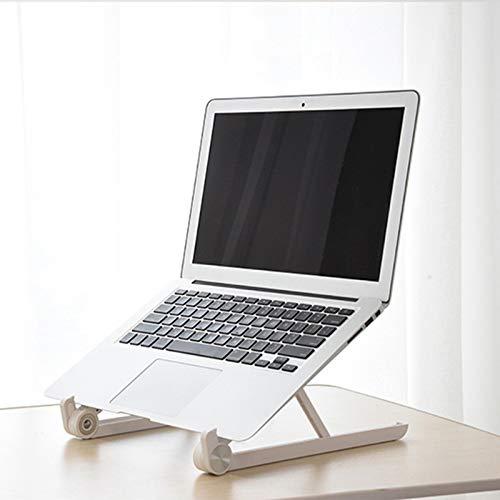 Amazon.com: Leoie Laptop Stand Folding Portable Lapdesk for Laptop Ergonomic Notebook Stand: Electronics
