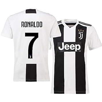Tcamp 2018 2019 Saison Cristiano Ronaldo 7 CR7 Juventus Home