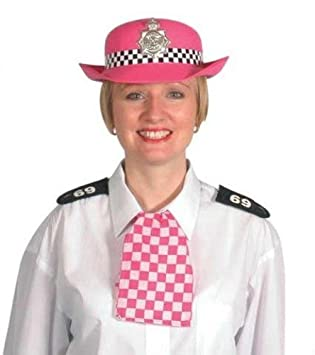 Adult Ladies WPC Kit for Cop Police Fancy Dress Accessory Pink  sc 1 st  Amazon UK & Adult Ladies WPC Kit for Cop Police Fancy Dress Accessory Pink ...
