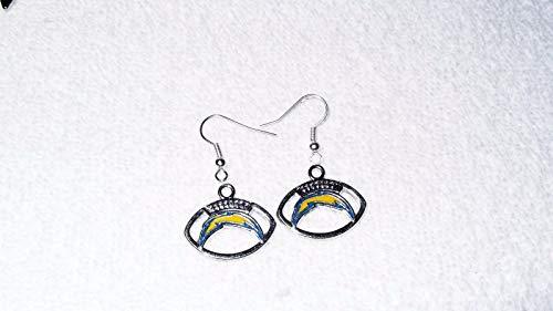 San Diego Chargers NFL Football Pair of Earrings Jewelry Piercing Sports Fan #IS-319