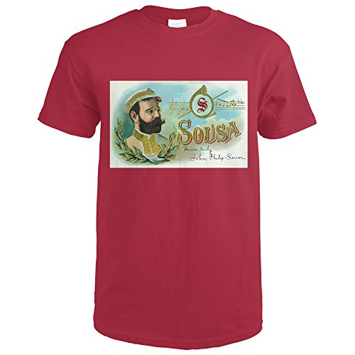 Cigar Label T-shirt - 6