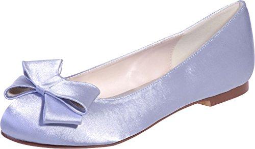 5 Silver 36 Sandales EU Femme Compensées Find Argenté Nice 7xH7O0