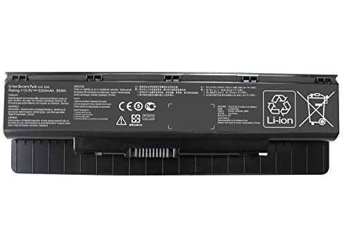 Easy&Fine 6Cell A31-N56 A32-N56 A33-N56 Laptop Battery for