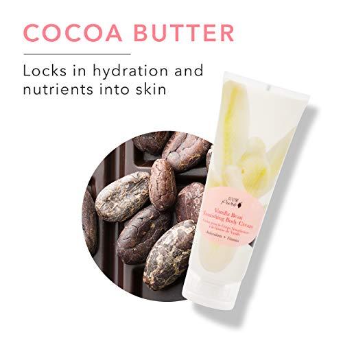 41UsKvFK42L - 100% PURE Nourishing Body Cream, Vanilla Bean, Body Lotion for Dry Skin, Anti-Aging, Moisturizing Cocoa Butter, Natural Body Lotion - 8 Fl Oz