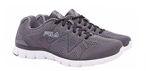 Semelle En Mousse À Mémoire De Réfraction De Fila Mens Running Running Athletic Shoes, 8