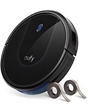 eufy RoboVac 15C robotstofzuiger [BoostIQ] met WLAN-functie, 1300Pa zuigkracht, geluidsarme werking, zelfopladende, voor harde vloeren en tapijten