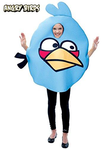 Child's Blue Bird Angry Birds Costume