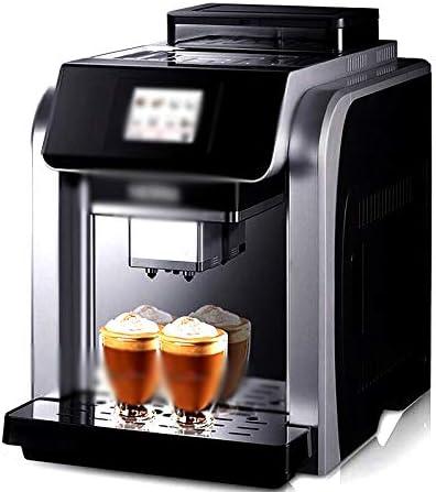 LJHA kafeiji Máquina de café Espresso, cafetera Completamente ...