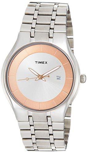 Timex-Fashion-Analog-Silver-Dial-Mens-Watch-TI000N10100