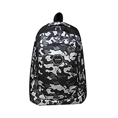 well-wreapped Aitena Large Capacity Camouflage Waterproof Multifunctional Satchels