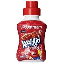 Soda Stream Kool Aid-Cherry Bottle Chrager (500ml-Makes 12L of Soda)