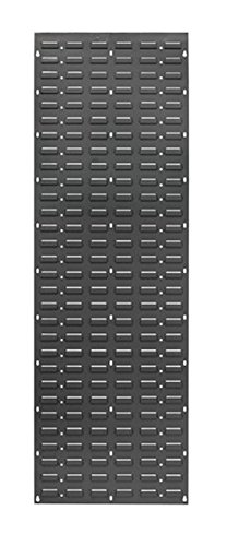 Quantum Storage Louvered Panel - Quantum Storage Louvered Panel - 18in.W x 61in.H, Model# QLP-1861