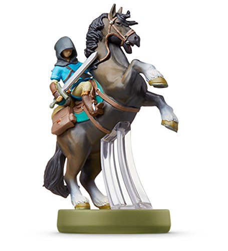 Amiibo link (riding) - Breath of the Wild (The Legend of Zelda series) Japan Import by Nintendo