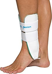 Aircast Air-Stirrup Ankle Support Brace, Left Foot, Medium