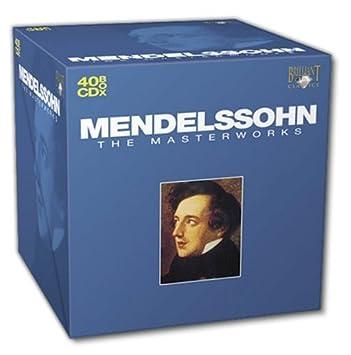 F. Mendelssohn - Mendelssohn: The Masterworks - Amazon.com Music