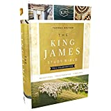 KJV, The King James Study Bible, Cloth over Board, Full-Color Edition
