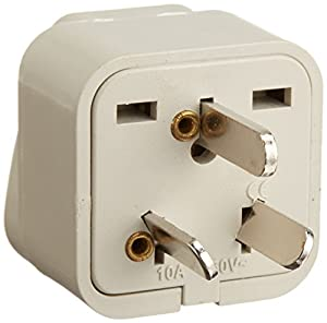 Vct Vp 103 Universal Plug Adapter For Australia New