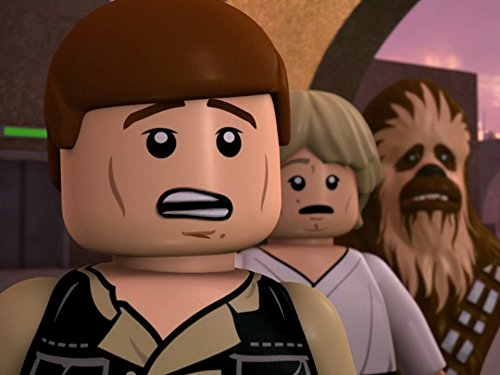LEGO Star Wars: The New Yoda Chronicles - Raid on Coruscant