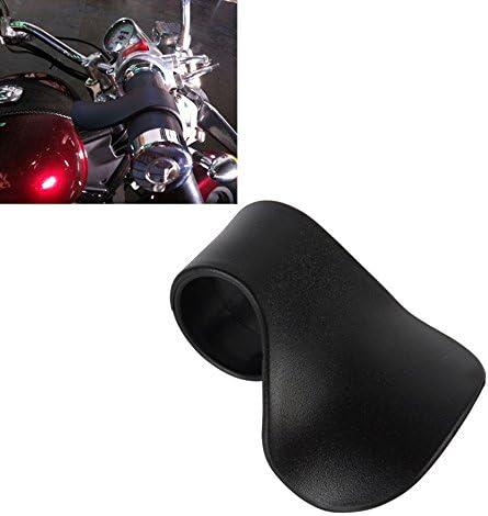 Tenlacum Universel Haute qualit/é ABS moto papillon Motor
