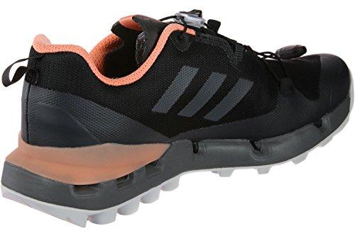 Scarponi Da Trekking Adidas Per Donna Terrex Quasi Gtx Surround W Neri (cblack / Grefiv / Chacor)