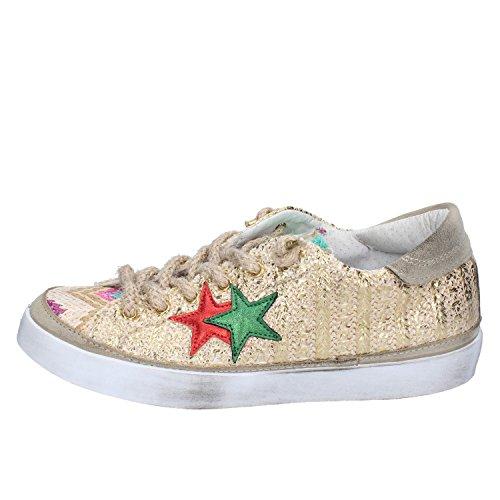 2 STAR , Damen Sneaker Gold gold