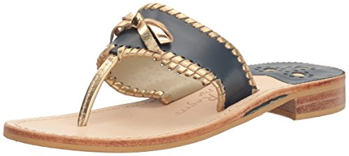 Rogers Sandal Gold Adeline Women's Jack Midnight Dress 8gFwP1BFxq