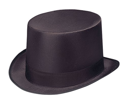 Big Finish Dance Costume - JF16920 (Large 7 3/8) Permasilk Top Hat
