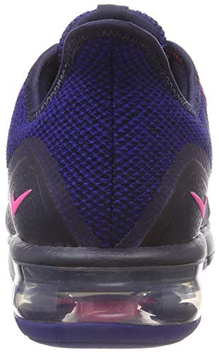 Obsidian Corsa Max 403 Deep Pink Donna da Sequent Blast Blue Air Multicolore Royal 3 NIKE Scarpe FzwpHY1q