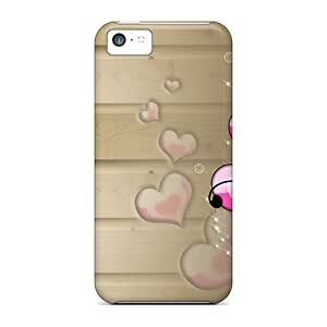 HeatherPA DHDB3088 Protective Case For Iphone 5c(feelings)