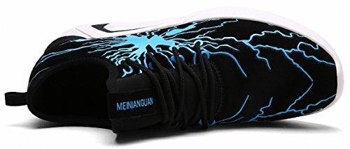 Ben Sports zapatillas de deporte trail Running de hombre pare mujor H-Azul