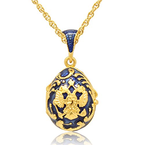 MYD Jewelry Hand Enamel Crystal Russian Coat of Arms for sale  Delivered anywhere in USA