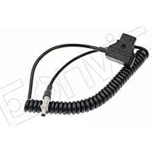 Eonvic Odyssey 7Q Neutrik Male to D-Tap Male (video standard) Coiled Power Cable