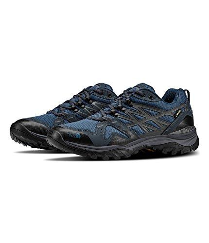 The North Face Hedgehog Fastpack GTX Hiking Shoe - Men's Shady Blue/Dark Shadow Grey, 9.0