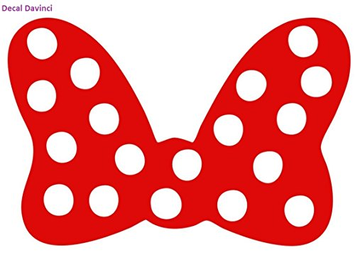 Minnie Mouse Bow 6