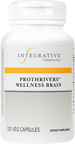 Integrative Therapeutics - ProThrivers Wellness Brain - Supports Cognitive Clarity - 120 Capsules by Integrative Therapeutics