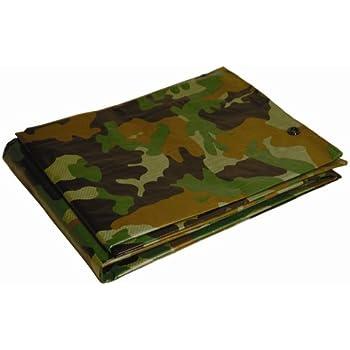 Heavy Duty Camouflage Tarp 16 X 20 Heavy Duty Camo