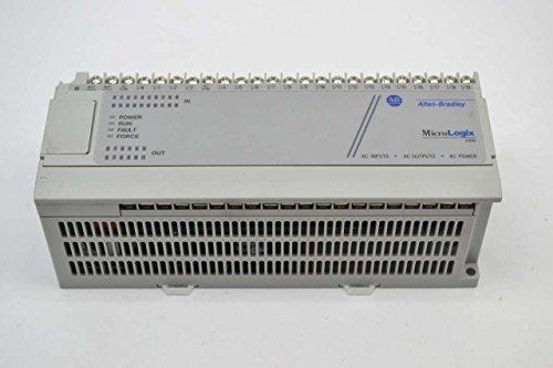 ALLEN BRADLEY 1761-L32AAA MICROLOGIX 1000 PLC E 100-120V-AC CONTROLLER B379922 (Micrologix 1000 Plc)
