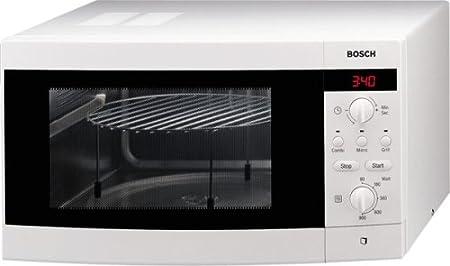 Bosch HMT872L Encimera 25L 900W Blanco - Microondas ...