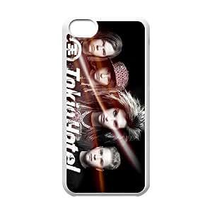 iPhone 5C Phone Case Printed With Tokio Hotel Images