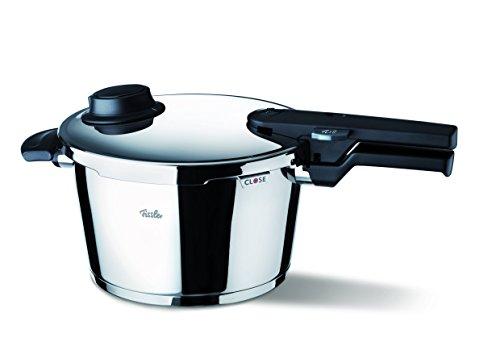 Fissler Vitavit Comfort Pressure Cooker, Cooking Pot, 4.5 ltr, Without Accessory by Fissler