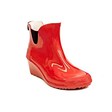 Amazon.com | Forever Young Women's & Ladie's Ankle Rain