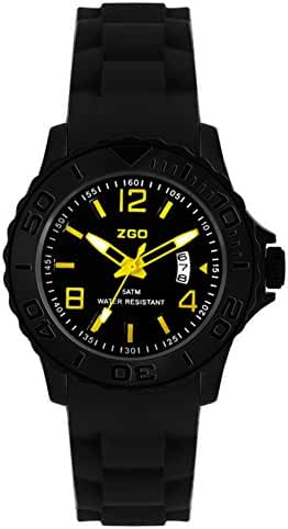 Korean adolescents luminous waterproof sport quartz watch-H