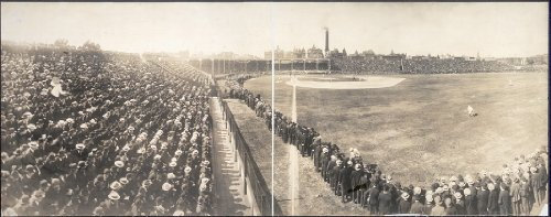 Photo National League Park, Chicago, July 23 thd, 1904 1904