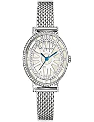 Wittnauer - WN4038 Crystal Stainless Steel