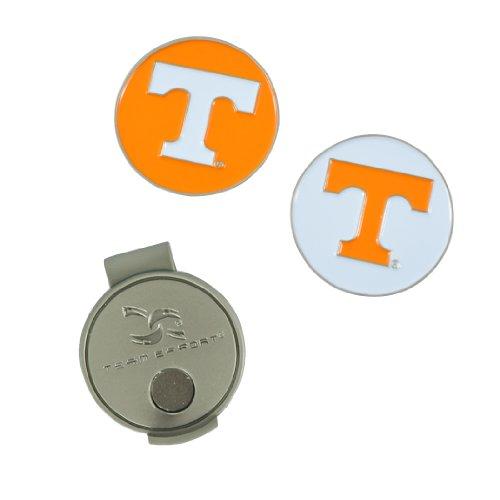 (Team Effort Tennessee Volunteers Hat Clip & 2 Ball Markers )
