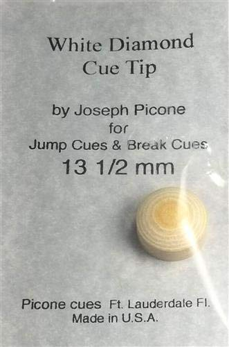 WHITE DIAMOND Jump/Break TIP 13mm