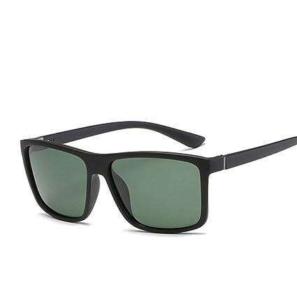 LONYENMA Gafas de Sol Polares Unisex cuadradas Gafas de Sol ...