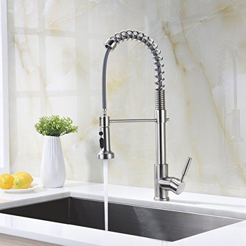 Buy industrial kitchen faucet